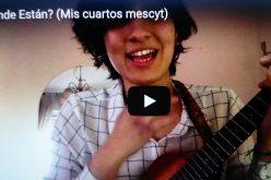 """(Video) Becaria de RD en España pregunta al ministerio Eduación Superior en canción """"Dónde están mis cuartos?"""""""