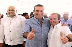 Convención PRM es paso de avance en reconexión con sociedad y para ascenso al poder, dice Luis Abinader