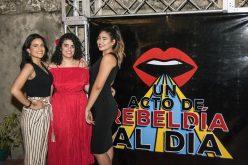 «Un acto de rebeldía al día», propuesta audiovisual…
