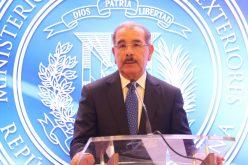 Presidente dominicano insiste en el diálogo entre oposición y Gobierno de Venezuela; próxima sesión será los días 28 y 29 de este mes