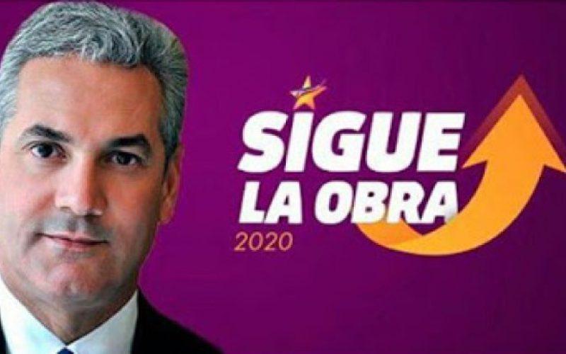 Gonzalo Castillo en campaña «full» como propuesta presidencial para el 2020 en redes sociales