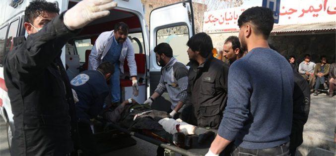 Atentado sucida con coche bomba deja 40 muertos y 140 heridos