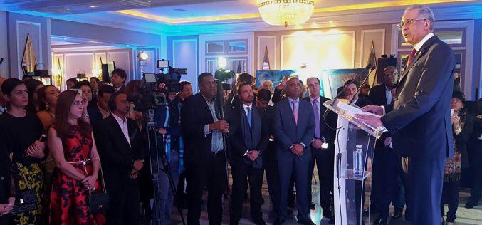 Simón Lizardo sostiene en Madrid que dinamismo de turismo en RD se debe a fortaleza economía