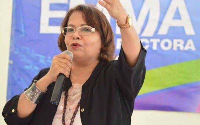 Emma Polanco quiere ser rectora de la UASD y tiene un sueño para hacerlo la realidad si logra el cargo