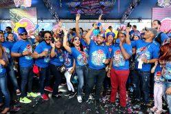 El sabor de Induveca está metido en el carnaval de La Vega
