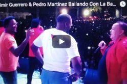 (Video) Vlad Guerrero, el inmortal de Cooperstown con un merenguero preferido: Peña Suazo y su Banda Gorda