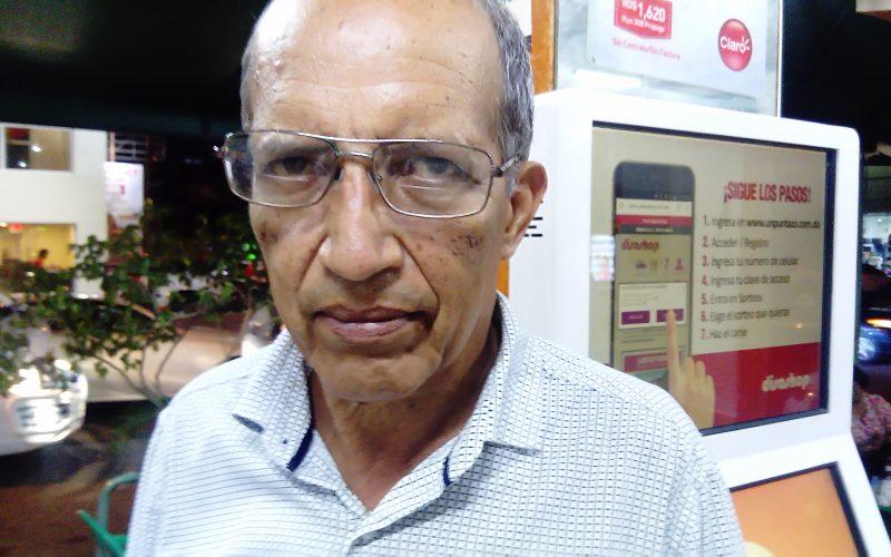 Augusto Socías, periodista de larga data, ahora tiene nuevo nombre: Agusto Arias