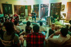 El naciente grupo Duho y su «House Concert»…