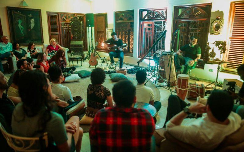 """El naciente grupo Duho y su """"House Concert""""…"""