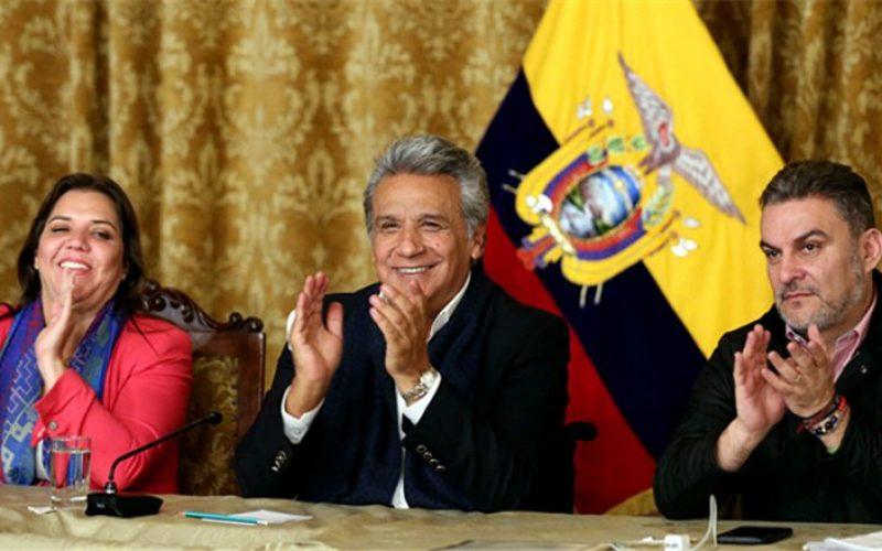 Rafael Correa vencido en Ecuador por su ex aliado Lenín Moreno: referendo vota contra reelección indefinida