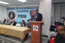 Chu Vásquez con sólido apoyo de militancia del PRM en Nueva York, Nueva Jersey y otras zonas de EEUU