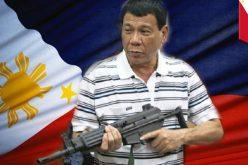 «Les dispararemos en la vagina!», orden de Duterte, presidente filipino, contra mujeres rebeldes… «No las mataremos…»