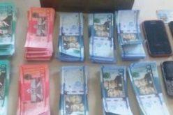 Por 753 mil pesos falsos imponen a dos hombres tres meses de prisión preventiva