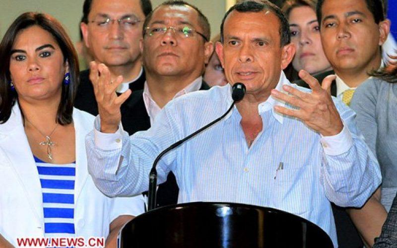 Hizo compra de zapatos por US$300 mil… Ex primera dama de Honduras, fue capturada y acusada de malversación de fondos