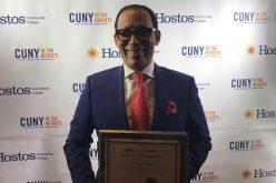 The City University of NY reconoce, entre otras personalidades dominicanas, al empresario Cirilo Moronta, por su liderazgo y labor comunitaria