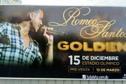 Romeo Santos anunciado para el 15 de diciembre próximo en el Olímpico… Apuesten a por lo menos una función extra…