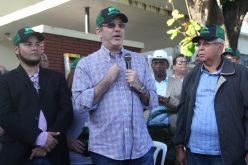 Luis Abinader considera debe darse impulso sin precedentes al sector agropecuario