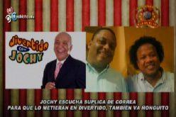 (Video) Aquiles Correa llorando en televisión…