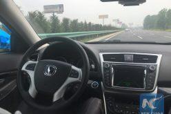 Otra ciudad de China con vehículos que transitan sin conductores