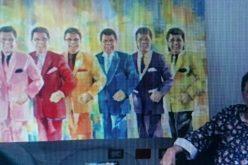 «Los colores de Domingo» ya son una obra artística que se exhibe en la casa de Domingo Bautista