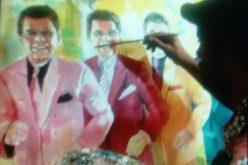 «Los colorers de Domingo» (Bautista), la obra de arte…