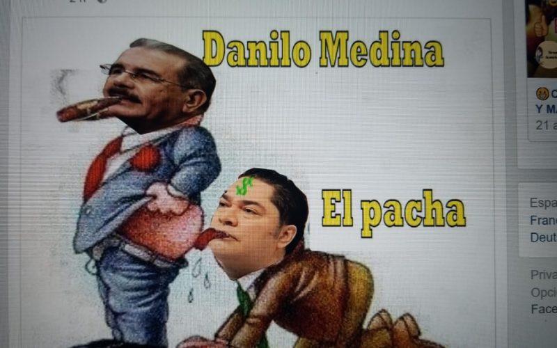 """El Pachá sobre """"memes"""" que lo presentan como """"lambón"""" de Danilo: """"Son de envidiosos, y la envidia es la manera más sincera de sentir admiración por alguien"""""""