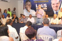 Luis Abinader considera inaceptable una Ley de Partidos hecha «como traje a la medida de un sector»