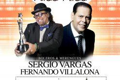 Mitad/Mitad, lo de Sergio Vargas y Fernando Villalona