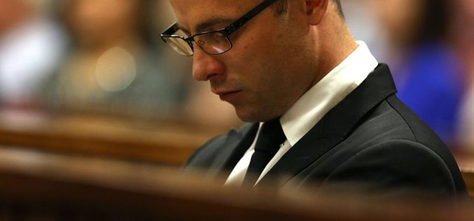 Rechazada apelación de atleta paralímpico Oscar Pistorius sobre condena de 13 años y 5 meses de prisión