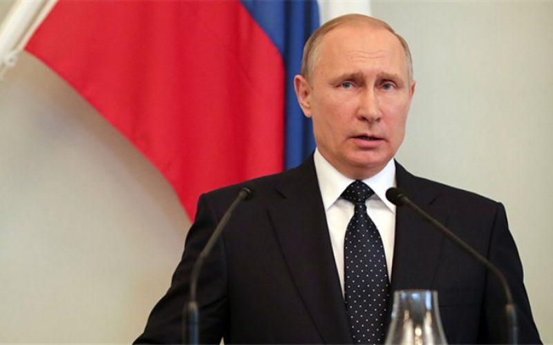 Vladimir Putin condena ataque contra Siria liderado por Estados Unidos