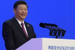 En discurso en Foro de Boao, presidente chino Xi Jinping anuncia reducción aranceles a importaciones vehículos