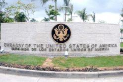 La embajada EEUU y Luis Almagro y la OEA «tirándole al cuello» a Danilo Medina, por lo de la reelección… Por si acaso…