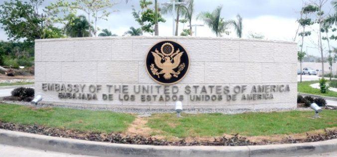 """La embajada EEUU y Luis Almagro y la OEA """"tirándole al cuello"""" a Danilo Medina, por lo de la reelección… Por si acaso…"""