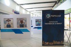 » Historia de la banca «, la exposición, en Galería 360…