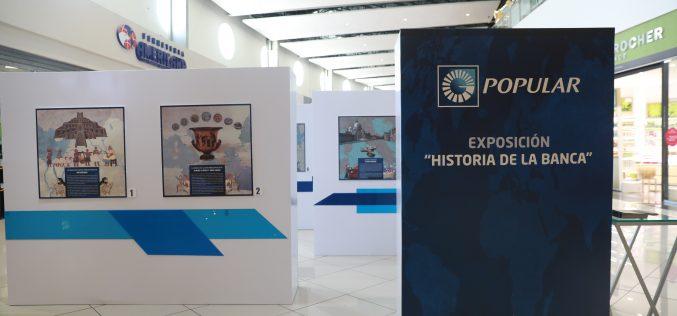 """"""" Historia de la banca """", la exposición, en Galería 360…"""