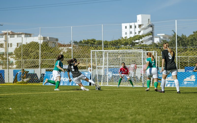 Primera final femenina de la Copa Universitaria Popular de Fútbol es el próximo domingo
