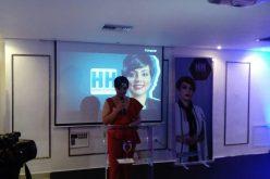 (Video) Gina Almonte celebrando el cuarto aniversario de Hablan los Hechos