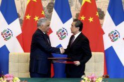 Desde Beijing se informa oficialmente sobre establecimiento relaciones diplomáticas entre China y República Dominicana