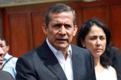 Ollanta Humala, ex presidente peruano, es forzado a abandonar su casa junto a su familia