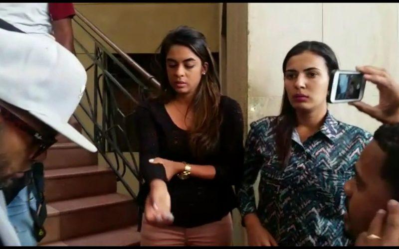Presos miembros de familia golpearon salvajemente a periodista Deyanira López, de CDN
