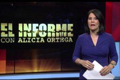 Alicia Ortega, al Consorcio Internacional de Periodistas de Investigación