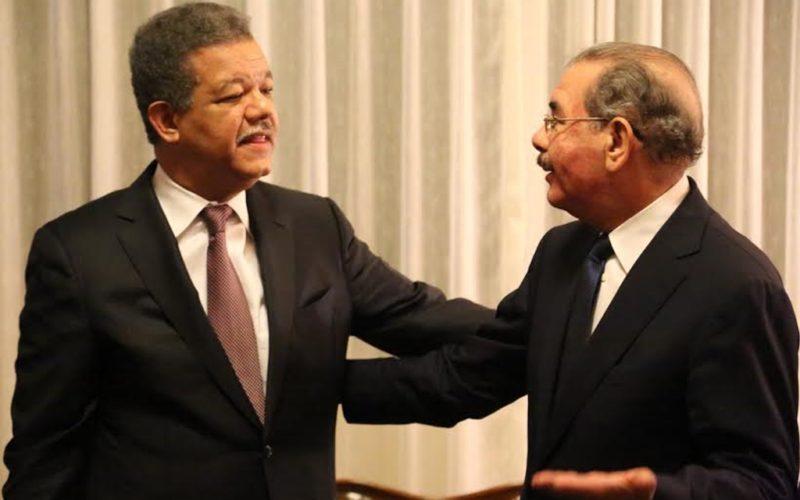 (Video) A Leonel le satisface carta de Danilo al Senado y la Cámara de Diputados sobre la Ley de Partidos