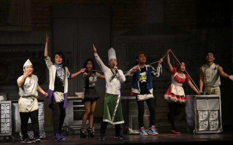 """""""Chef"""", la obra musical…"""