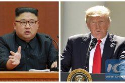 """Según Donald Trump, su reunión con Kim Jong Un puede traer """"algo  grande"""""""