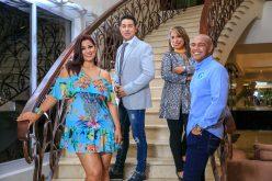 Yenny Polanco Lovera en un aniversario más de Fiestas y Personalidades