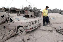 Aumenta a 65 número de muertos por erupción del volcán de Fuego en Guatemala