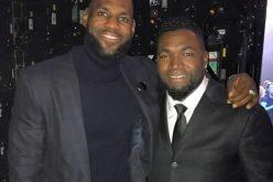 (Video) Tendrá que explicárselo el propio David Ortiz a LeBron James; jamás él sabrá por qué el Big Papi le dijo que está «Rafael Solano»
