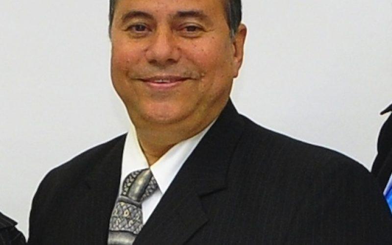 Alberto Caminero, Director de Prensa de Telecentro, canal 13