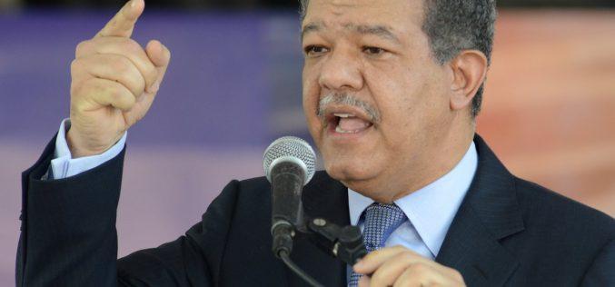 Leonel manda pa´l carajo (con todo respeto) al pleno de Junta Central Electoral y su prohibición de actividades proselitistas