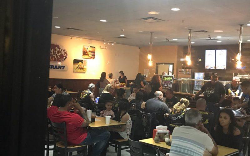 El ChimiKing de Henry Roedán establecido en Kissimmee como restaurant de primera